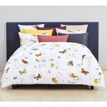 Fischbacher Papillon Satin