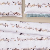 Counting Sheep Satin